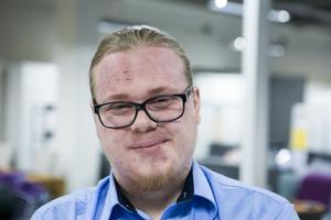 André Westman, Sollefteå:– Det var 35 minusgrader i Borga när jag var där i tioårsåldern. Jag minns att det var väldigt kallt. Jag håller mig helst inomhus om det är kallt.