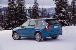 Volvo XC90 T8 får uselt betyg i  tyska bilistorganisationen Adacs tester.