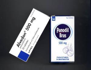 Kan vara farligt. Det finns många vetenskapliga studier publicerade som tydligt visar att paracetamol i hög dosering medför risk för allvarliga biverkningar och till och med död, skriver Thony Björk.foto: scanpix