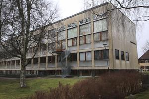 Kommunhuset i Norberg. Fotograf: Björn Westin