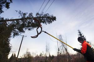 Omkring 70 personer på Jämtkraft har arbetat med att laga ledningar under lördagen.