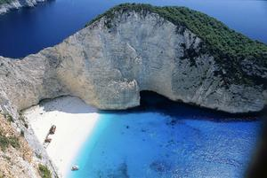 Den grekiska ön Zakynthos är ny för Fritidsresor i sommar.   Foto: Fritidsresor