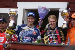 Johan Edlund och Niklas Persson.