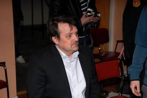 Peter Hermodsson konstaterar att endast Pantern av lagen i Hockeyallsvenskan har en mindre spelarbudget än Mora.