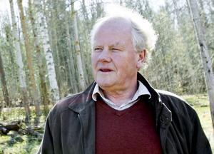 Kommunens planeringschef Ingemar Olofsson är en av dem som är i Helsingfors i Finland på kick-off för projektet iWater.