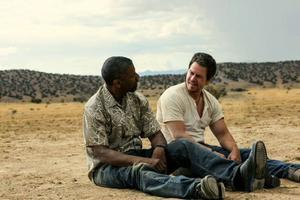 Denzel Washington och Mark Wahlberg har fin kemi ihop och är det bästa med