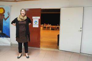 Anna Lundström står bakom idén och anordnar FESTiVAL för andra gången.