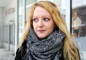 Linda Holmberg, Odensala.– Jag är jättenöjd. Jag åker några gånger i veckan mellan Odensala och stan och tycker att de går ofta.
