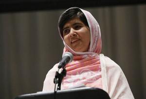 16-åriga Malala Yousafzai borde få Nobels fredspris, skriver Gunilla Hjelm.