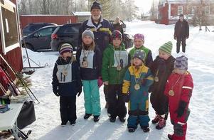 Fina vinterförhållanden när Söbilöpe genomfördes.