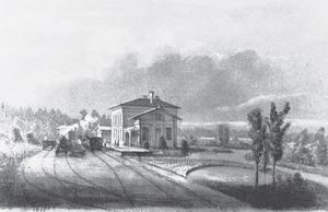 JÄDRANS STATION. Namnet Sandviken används för första gången officiellt i en handling från juni 1862 då trafikchefen för Gefle–Dala Jernväg meddelade konsul Göransson att en hållplats med namnet Sandviken skulle öppnas 6 juni 1862.Annars kallades platsen till en början i kyrkliga handlingar för ''Bruket vid Jädran''.