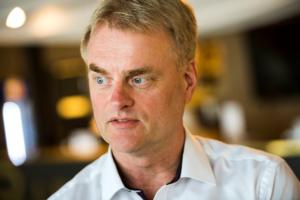 Tomas Byberg fortsätter inte som Modo Hockeys ordförande.