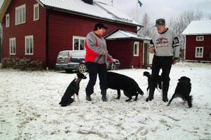 Snö, Sörbygden och Sverige är numera livskvalitet för Kierblewskis och alla deras djur.