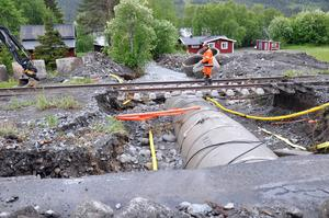Vad händer om det på sluttningarna vid Åre skulle falla 150 millimeter regn på tre timmar? Den frågan behöver vi ställa oss redan i dag.
