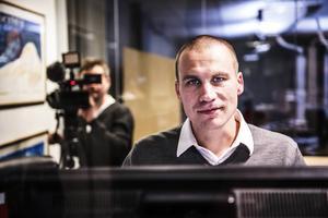 Jimmie Näslund slutar som chefredaktör och ansvarig utgivare för Allehanda.se, Tidningen Ångermanland och Örnsköldsviks Allehanda.