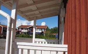 Företaget ScaDuMe vill starta förskola i den förra distrikssköterskemottagningen i Torsång.Grannarna i bostadsrättsföreningen har en hel lista med invändningar.Foto: KARIN SUNDIN