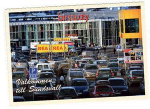 Birsta är ett omdebatterat handelsområde som på flera sätt anses underminera ekonomin i städer som Sollefteå, Härnösand och Kramfors.