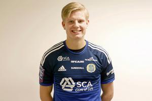 Eric Björkander – ny i GIF Sundsvall.