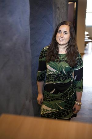 Emma Arnesson hoppas att kunna få igång Brunflo vintersportcentrum i slutet av januari för att skapa en mötesplats för asylsökande och andra. Och att hon då ska kunna jobba vidare på heltid med projektet Hej främling.