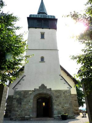 Vackra Hackvads kyrka firar 100-årsjubileum i år.