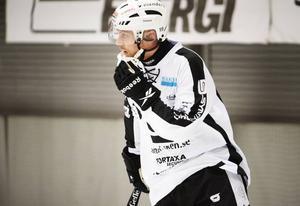 Erik Pettersson gjorde fem mål när SAIK utklassade Gripen med 11–2.