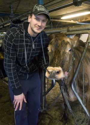 Per-Jörgen Östling i Gammelsträng kommer att medverka i årets upplaga av Bonde söker fru.