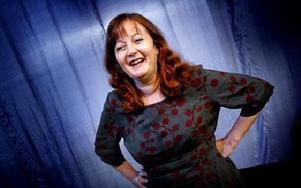 Catherine Gordon, regissör. FOTO:STAFFAN BJÖRKLUND