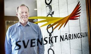 Leif Östling, ordförande Svenskt Näringsliv, hamnade i blåsväder när han apropå sina skatteaffärer frågade vad han får för skatten han betalar.