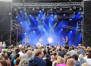 Festivalen Putte i Parken återkommer till Dalarna de kommande två åren.