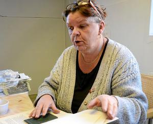 Elisabeth Rådström Paavonen, huvudskyddsombud inom Kommunal.