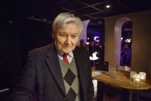 Mats Backman, en av jazzklubbens mesta besökare, hade ingen åsikt om lokalen.    – Det är musiken som är viktigast.