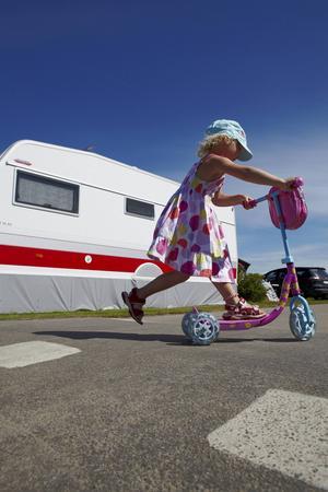 Många utövare campade som barn med föräldrarna, och de känslomässiga banden är djupa.    Foto: Rob Vanstone