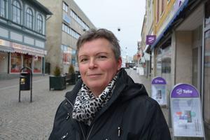 Märtha Gidlund, Skede:– Imorgon ska vi faktiskt ut och äta. Och efter det ska vi gå på Teaterspegeln.