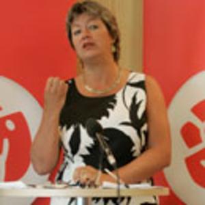 Ylva Johansson. FOTO: SCANPIX