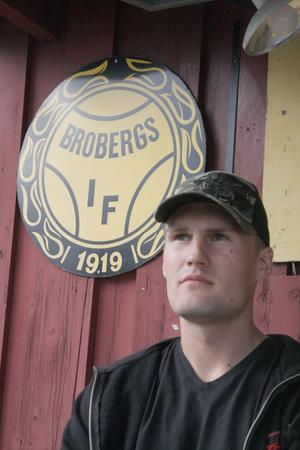 Ilari Moisala ska förstärka Brobergs försvar i vinter.