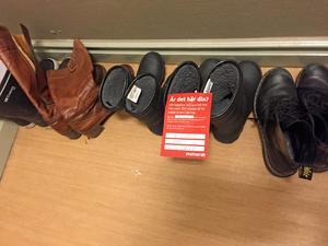 Ägarna får en chans att plocka undan skorna.