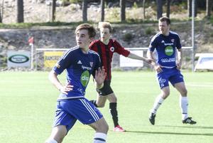 Lukas Weijl målskytt för Norrala.