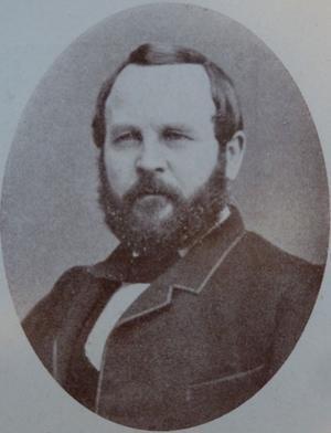 David Runer (18131888). Han var en ingenjör som betytt mycket för Gävle. I sommar är det 200 år sedan han föddes.