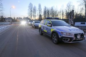 På onsdagsförmiddagen hittade polisen en död man i en lägenhet i Ytterhogdal.