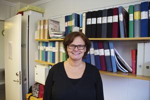Ann-Christine Magnusson, socialchef på Avesta kommun.