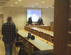 På torsdagen föll domen i mordförsöket på Brynäs. Den 56-åriga sonen döms till åtta års fängelse.