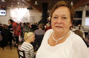 Kommunalrådet Gudrun Hansson (S) har fått Strömsundsbornas förtroende i ytterligare fyra år.