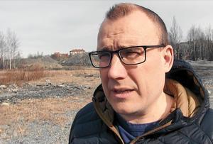 Bengt Gryckdal är kommunens mark- och exploateringschef.