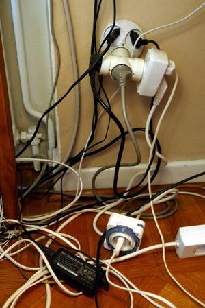 Nu varnar Svensk Energi för att installationer utförda på fel sätt kan bli farliga.