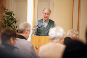 – Alla prognoser visar att vi får färre medlemmar vilket innebär krympande ekonomi. Med ett pastorat kan vi kraftsamla och prioritera resurser, säger kyrkonämndens ordförande Bengt-Åke Gustafsson, S.