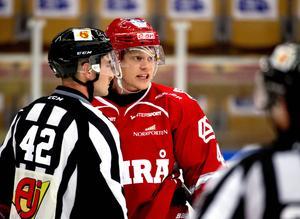 Ludvig Nilsson missar Timrås tre kommande matcher.
