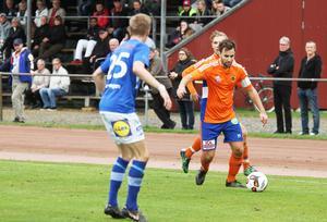 Johan Persson och Bollnäs GIF är realistiskt sett klara för tvåan efter krysset i Hofors.