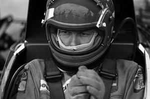 Ronnie Peterson på Anderstorp 1976.