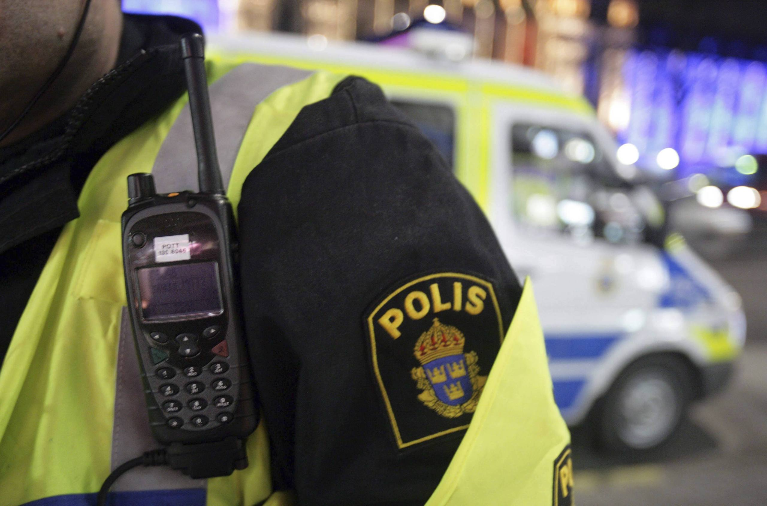 Dagsboter for valdsam polis