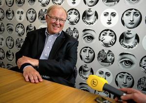 Hur tänker han rösta? Göran Persson förespråkar en EU-skatt, i motsats till sina partikamrater. Arkivfoto: Leo Sellén/TT